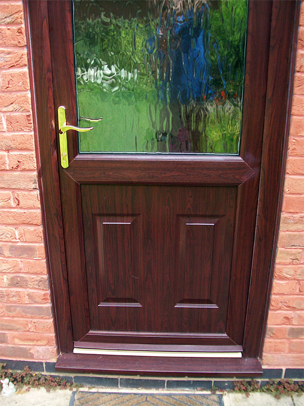 Upvc Back Doors Amp Replacement Back Doors From Altus
