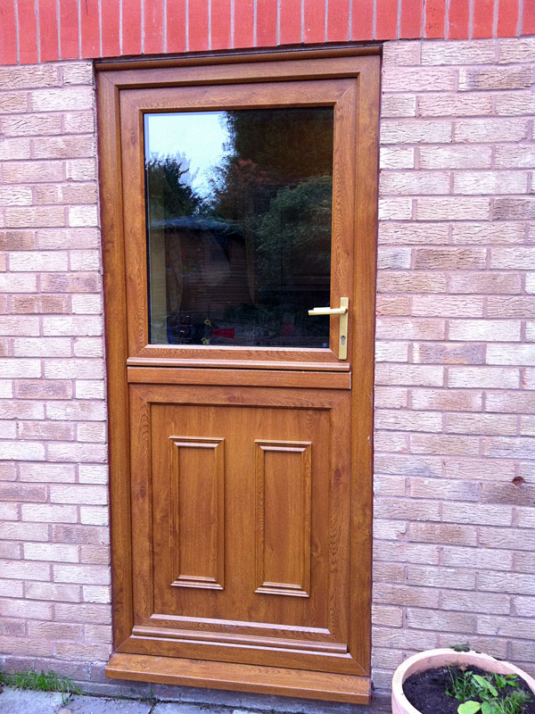 Upvc back doors replacement back doors from altus for Upvc back doors fitted