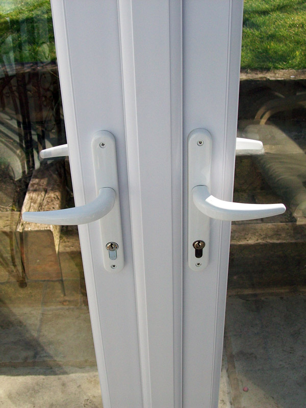Upvc french doors replacement french doors from altus for Replacement upvc front door
