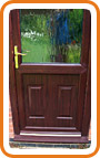 UPVC Back Door Example 4
