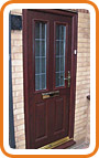 UPVC Back Door Example 6