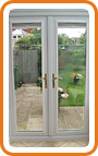 UPVC French Door Example 1