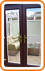 UPVC French Door Example 2