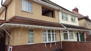 Photo: Another house full of windows being replaced this week in Nuneaton