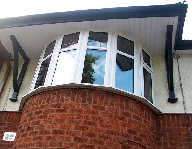 Bow Amp Bay Windows From Altus Windows In Hinckley