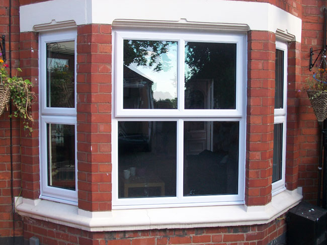 Bow Bay Windows From Altus Windows In Hinckley