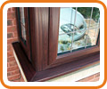 UPVC Coloured Window Example 1