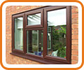 UPVC Coloured Window Example 2