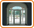 UPVC Shaped Window Example 3