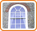 UPVC Shaped Window Example 4