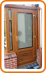 UPVC Back Door Example 1
