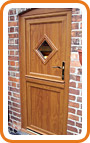 UPVC Back Door Example 5