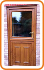UPVC Back Door Example 7