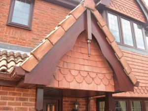 Photo: Fascias can add some real style to your home
