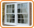 UPVC Vertical Sliding / Sash Window Example 6